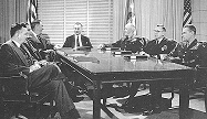 James Forrestal last meeting