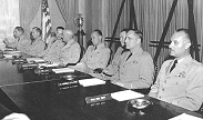 Staff Meeting 20 Aug. 1951